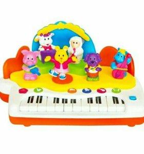 Развивающее пианино