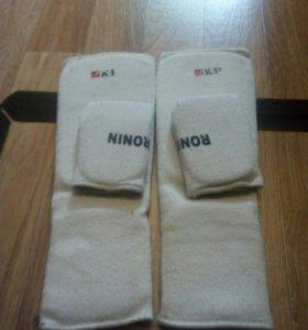 Зашита и перчатки для корат и кимоно