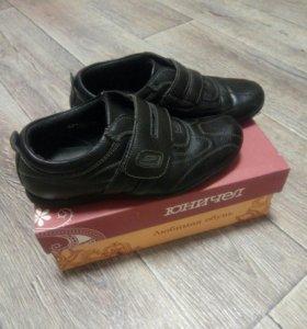Туфли на мальчика 33р