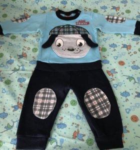 Детский костюм 74р.