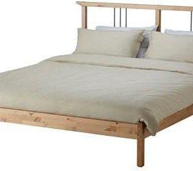 Каркас кровати икеа рикене