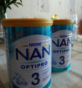 Детская смесь Nan 3