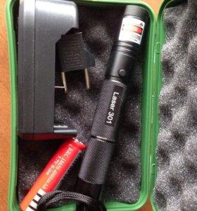 Указка красная лазерная  5000 mW