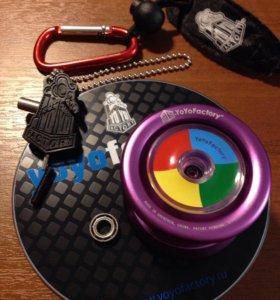 Yo-Yo Factory G5