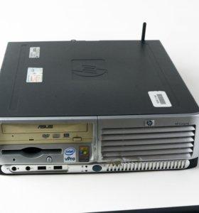 Компактный компьютер HP Intel 2 ядра / 2 Gb озу