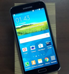 Samsung S5 SM-G900F 16GB LTE