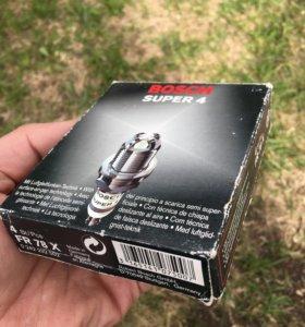 Свечи зажигания Bosch