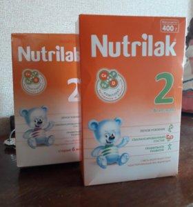 Детская молочная смесь 2