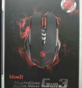 Игровая мышь A4 Bloody V8