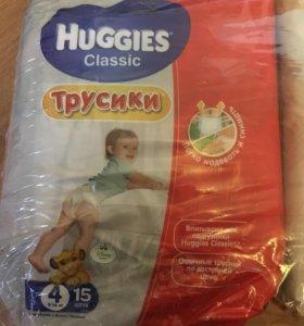 Хаггиес трусики