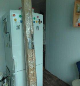 Дверь раздвижная светлая новая в упаковке