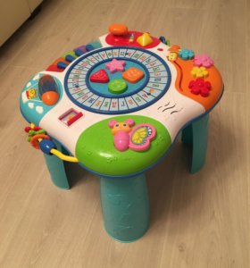 Игровой столик музыкальный