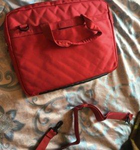 сумка для ноутбука 15.6
