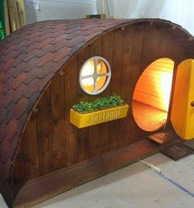Игровой домик Хоббита Berlaggi S-009