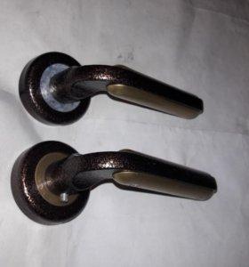 Ручка дверная нулевая Гардиан-4101