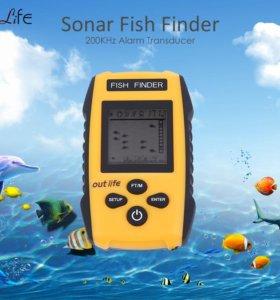 Эхолот FishFinder