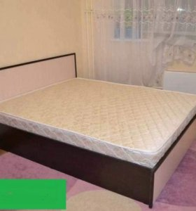 Кровать двуспальная Модерн 1.6 от тхм кавказ