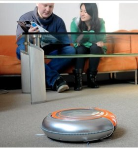 Робот-пылесос Clever&Clean М