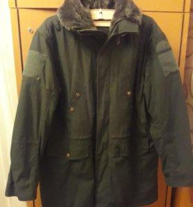 Куртка для военнослужащих.