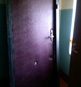 Дверь входная, коробка