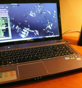 Игровой ноутбук Intel core i7