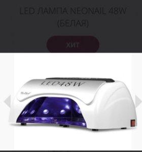 LED лампа NEONAIL 48W