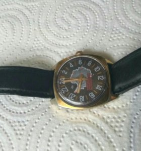 Часы Ракета 24, механика, СССР, Антарктида