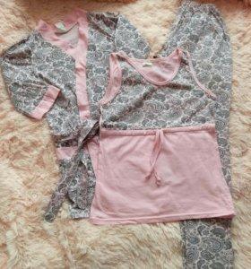Пижама новая ( тройка)