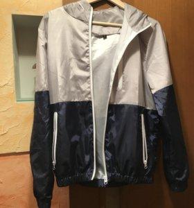 Ветровка куртка легкая летняя новая