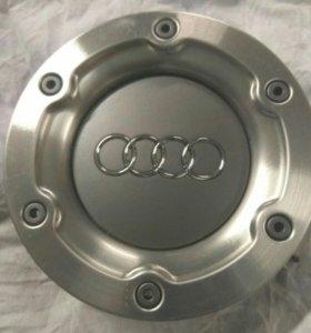 Колпачки заглушки Audi a6-a8