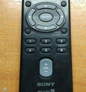 Пульт Sony RM-X231