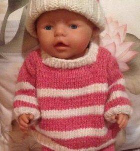 Одежда для кукол новая