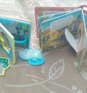 Книжки для малышей (1-2 лет).