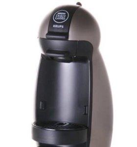 Кофе машина krups kp 100 b dolce gusto