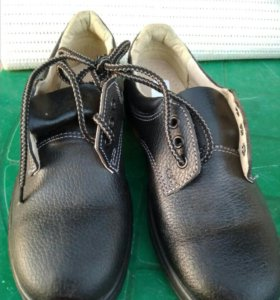 Обувь специальная кожаная