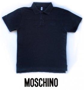 Поло Moschino мужское S оригинал