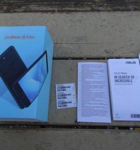 Смартфон ASUS Zenfone 4 Max 3+32 ГБ