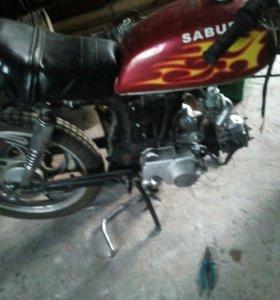Двигатель альфа 72сс