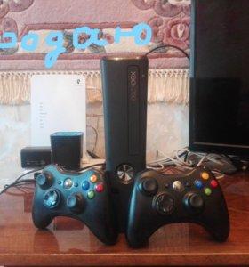 Xbox 360 slim 250 gb (feeboot)