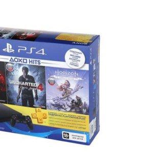 PS4 новый
