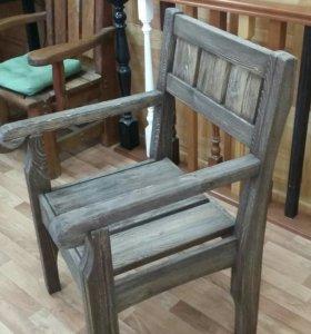 Стул-кресло для дачи, беседки, кафе, веранды....