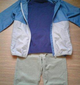 Benetton Пакетом мальчику 140-150 см