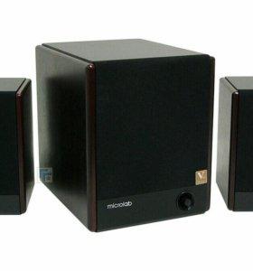 Продам колонки Microlab FC330