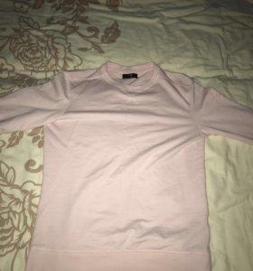 Розовый свитшот (мужской)