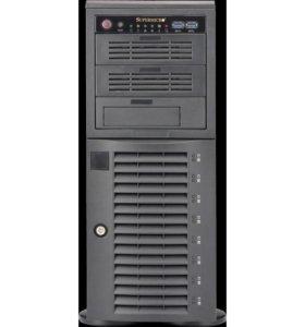 Сервер INTEL(R) XEON(TM) CPU 3.00 GHz