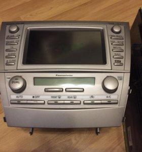 Головное устройство Toyota Camry V40