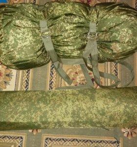 Армейский спальный мешок