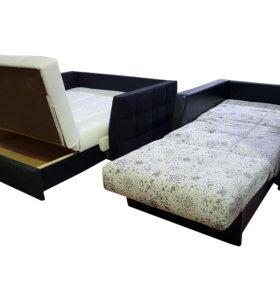 Диван, кресло-кровать.