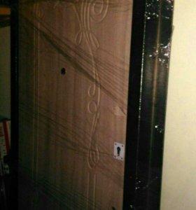 Новая металическая дверь (Йошкар-Ола)