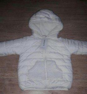 Куртка детская Carters весна-осень новая